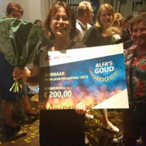 Odensehuis Groningen winnaar Alpha's goud