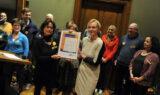 winnaar provinciale vrijwilligersprijs